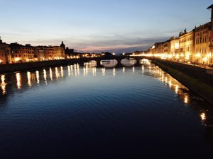 ponte vecchio | how Florence broke my heart | Chef Gretchen Hanson